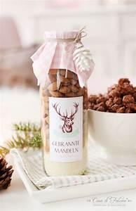 Kleine Geschenke Verpacken : gebrannte mandeln mix in der flasche rezept ~ Orissabook.com Haus und Dekorationen