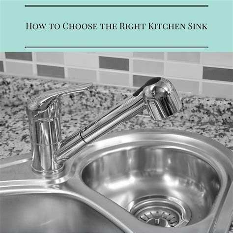 how to choose a kitchen sink some types of kitchen sinks you can choose for your