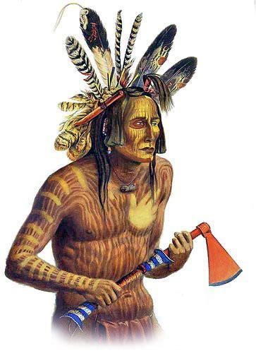 history  north dakota indians