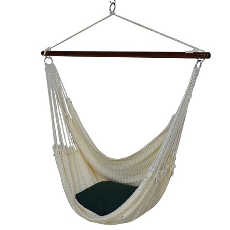 kwhammocks jumbo caribbean hammock chair reviews wayfair