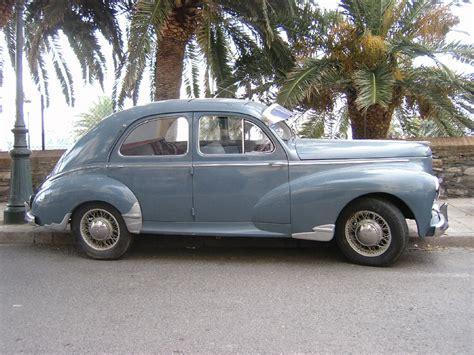 Vintage Peugeot by Peugeot 203 A Humble Vintage Car