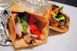 Grilled Chicken Shawarma - Foxes Love Lemons