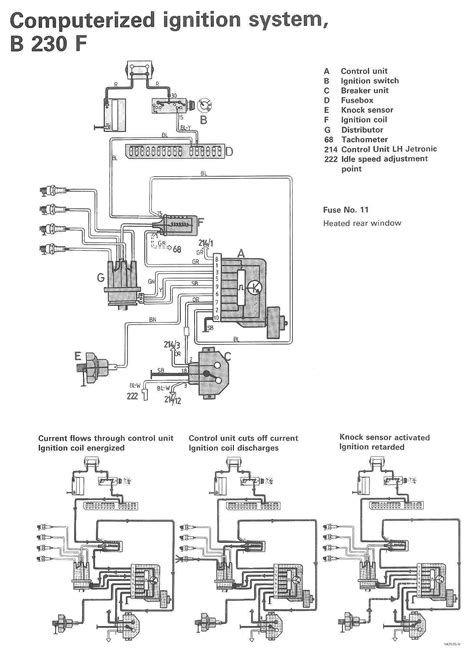 1988 Volvo 240 Wiring Diagram by I A 1987 Volvo 240 Dl The Car Will Not Start I