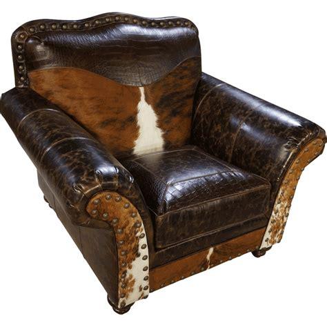 Cowhide Club Chair west cowhide club chair