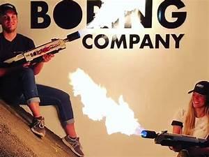 Lance Flamme Tesla : elon musk a vendu 20 000 lance flammes en 4 jours geeko ~ Melissatoandfro.com Idées de Décoration