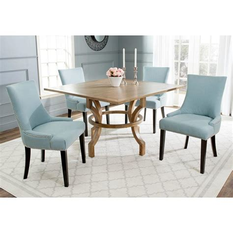 Safavieh Dining Table by Safavieh Ludlow Oak Dining Table Amh6645a The Home Depot