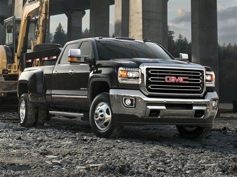 Gmc 3500hd by 2017 Gmc 3500hd Deals Prices Incentives Leases