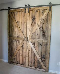 16, Awesome, Diy, Barn, Door, Projects, That, Will, Enhance, The, Beauty, Of, Your, Home