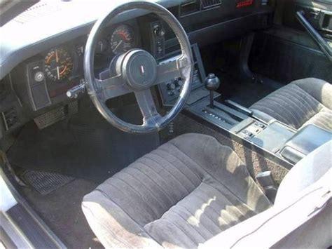 Z28 Camaro Interior by 1982 Chevrolet Camaro Z28 Interior For Sale 1982