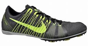 New NIKE Zoom Victory 2 Mens Track Spikes Mid Distance ...
