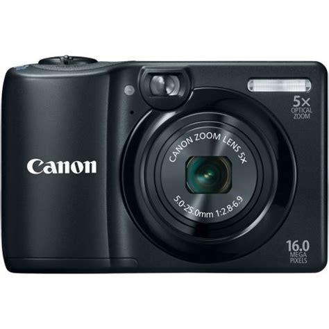 Easy Digital Camera Canon Powershot A1300 160 Mp Digital