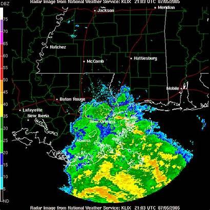 Radar Loop Hurricane Lix Weather Cindy Nws