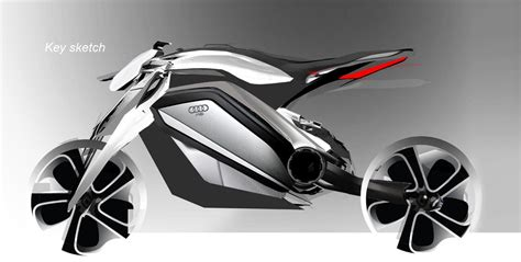 Audi Motorrad Concept Based On Ducati 848