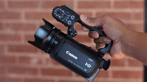 Canon Xa10 Review Canon Xa10 Camcorder