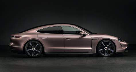 2021 Porsche Taycan RWD Base Model Is More Expensive Than ...