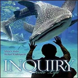 Inquiry Into Life 14th Edition By Mader Windelspecht Test Bank