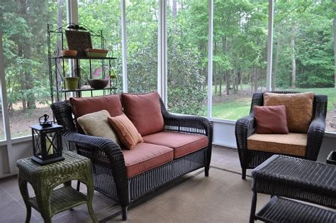 fresh simple small screened porch furniture 22666