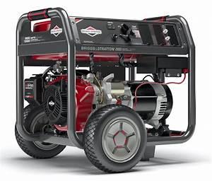 Briggs  U0026 Stratton 8000w Portable Generator