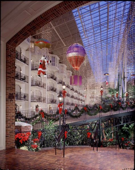 gaylord opryland hotel nashville at christmas been