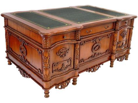 le de bureau style anglais meubles style anglais acajou table de lit