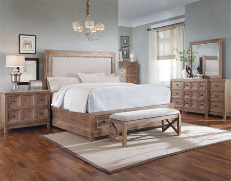 Contemporary Bedroom Furniture by Ventura Rustic Contemporary Bedroom Furniture Set 192000