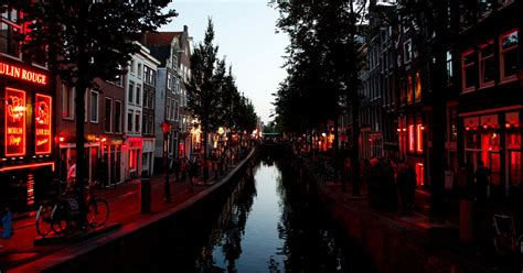 Amsterdam Museum District Map by Red Light District Amsterdam Book Tours Getyourguide