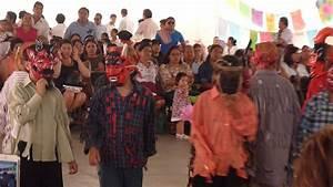 Baile De Los Diablos  De La Costa Chica De Oaxaca