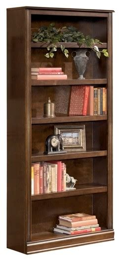 Hamlyn Bookcase by Hamlyn Medium Brown Large Bookcase H527 17