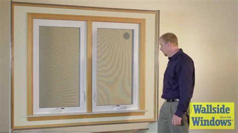 casement window operation youtube