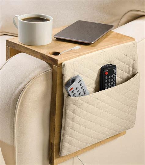 tablette pour canapé 1000 idées à propos de accoudoir sur poirier