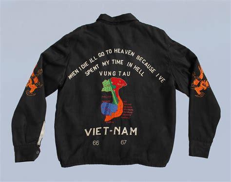 vintage  vietnam  jacket   die ill