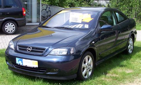 Opel Astra 2000 by 2000 Opel Astra G Pictures Information And Specs Auto
