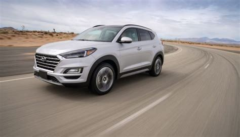 hyundai tucson review price specs    suv