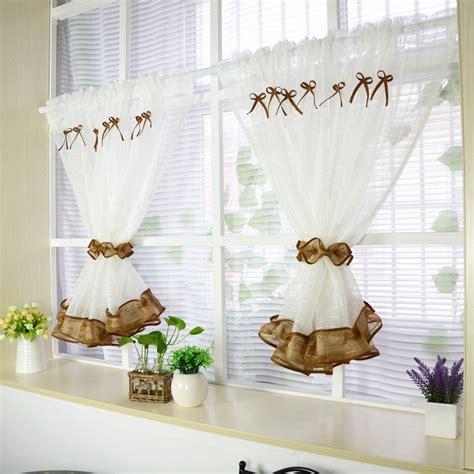rideaux de cuisine rideau de cuisine dcoration cuisine rideaux jolis