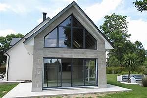 Photos Agrandissement Maison : travaux d 39 agrandissement de maison en bois rouen seine maritime ~ Melissatoandfro.com Idées de Décoration