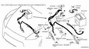 Wiring Nissan 370z  Canada