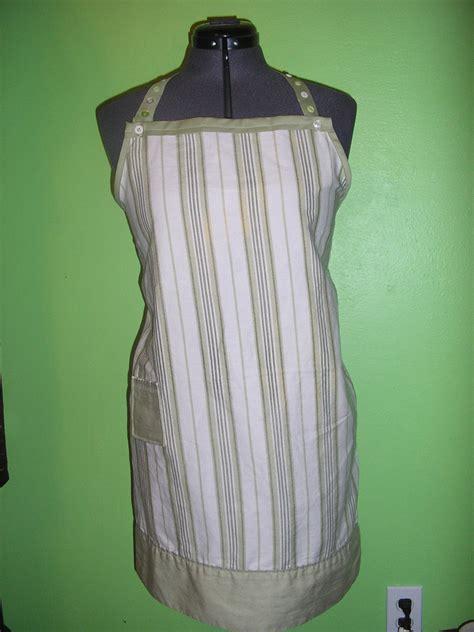 full apron  pillow case  full apron dressmaking