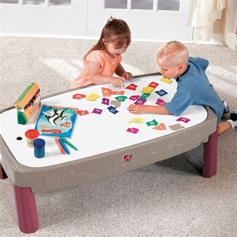 step2 deluxe table deluxe road table pretend play step2