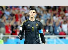 World Cup 2018 Courtois A goalkeeper with his heart in