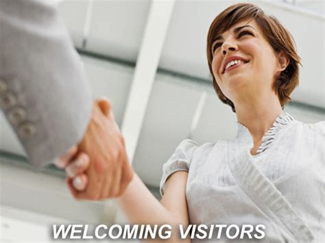 Visitors Welcome Church Slides