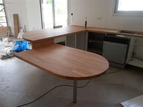table travail cuisine table de cuisine avec plan de travail start meuble bas de