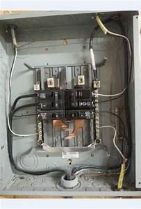 Garage Sub-panel