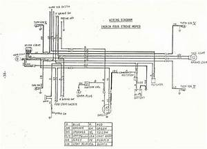 Indian Wiring Diagram  U2014 Moped Army