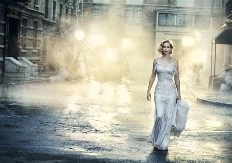 Vanity Fair Jennifer Lawrence By Peter Lindbergh Image