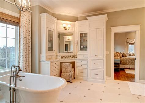 built in bathroom cabinets corner vanity cabinet bathroom traditional with bathroom