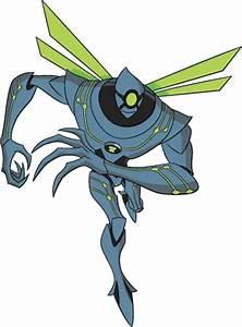 Dried Mango: Aliens Introduced in Ben 10 Ultimate Alien
