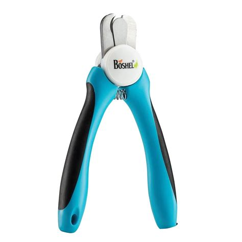 dog nail clippers trimmer boshel safety guard