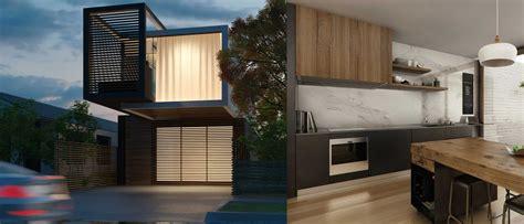narrow block house designs melbourne - 28 images - narrow