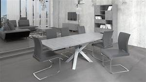 grande table salle a manger design maison design bahbecom With grande table salle a manger design
