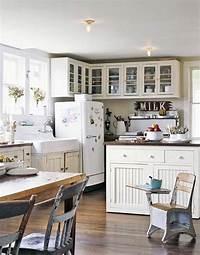 farmhouse kitchen ideas Decorating with a Vintage Farmhouse Inspiration